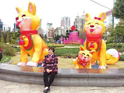 春节长假 福州超370万人游玩生态公园