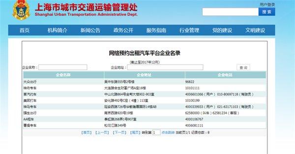 美团点评高级总监李洋称滴滴出行在上海无照经营
