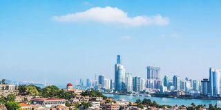 厦门:一条线改变一座城