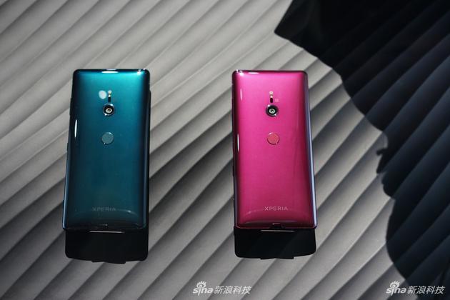 索尼中国发布Xperia XZ3手机:AI侧屏感应成最大看点