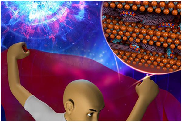 中美科学家联手 打造下一代可量产的半透明电磁屏 蔽薄膜