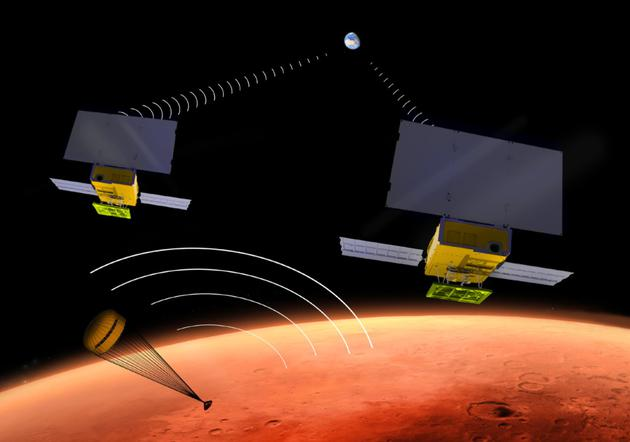 超详细解读!洞察 号探测器成功 降落火星传回首张图像