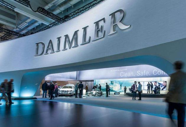 戴姆勒 明年在中国造电动汽车 或牵手非传统汽车公司