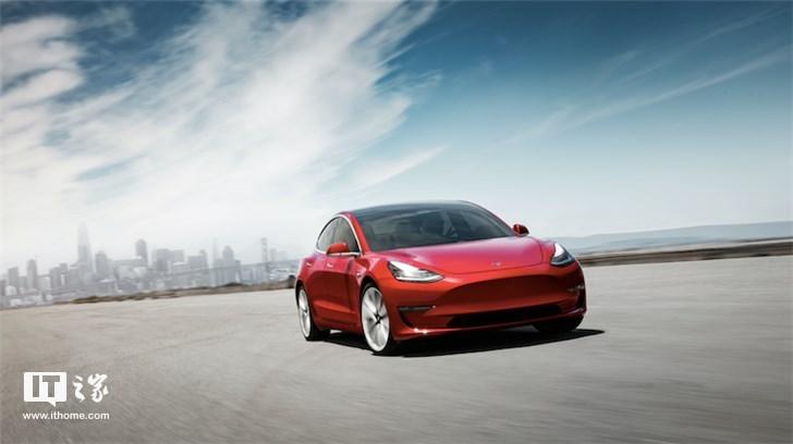 特斯拉Model 3高性能版 专属赛道模式 发布