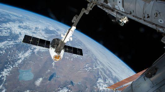 SpaceX完成年内第20次任务  为国际 空间站提供补给