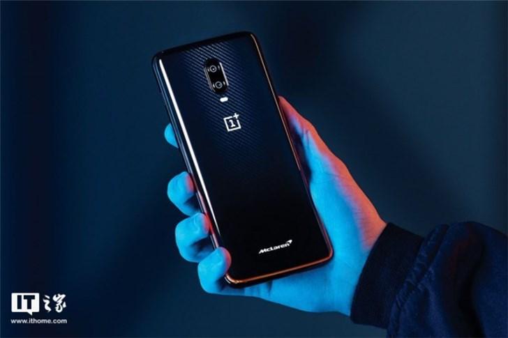 刘作虎:对一加5G手机销量不做期待 2 019年5月底之前发 布