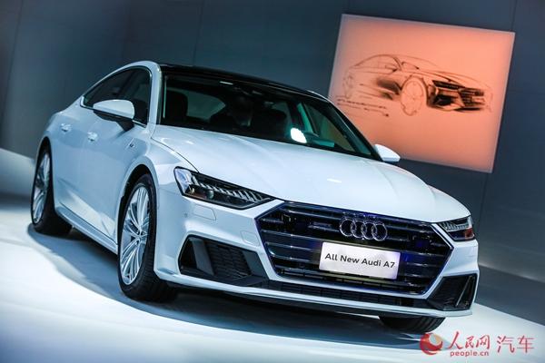 全新奥迪A7 Sportback正式上市 售价区间为80.88万-87...