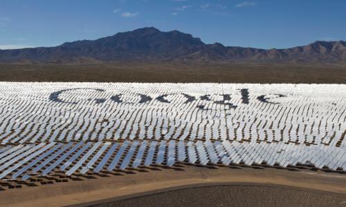 谷歌签订长 期协议 将在 台湾打造第一个太阳能农场
