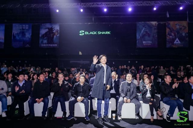 """""""操控之王""""黑鲨游戏手机2正式发布,售价3199元起"""