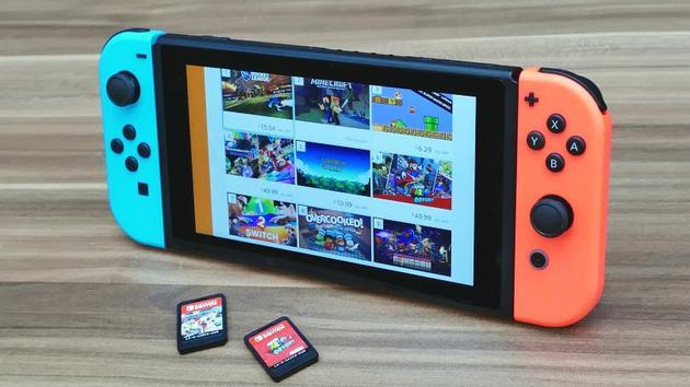 传任天堂将推两款Switch新机 或取消手柄震动等功能