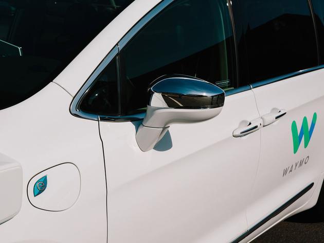 Waymo鳳凰城無人出租車服務運營6個月 乘客量破千人