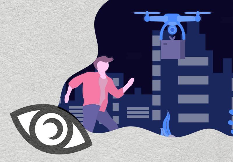 美国盯上中国造无人机,华为之后