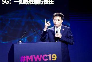 MWC19丨中国电信柯瑞文:云网融合,5G+赋能智慧社会